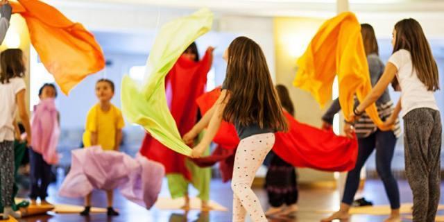 Al via YogaFestival Bimbi: appuntamento il 12 e 13 maggio a Milano