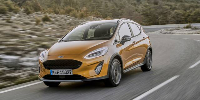 Active: la Ford Fiesta in formato crossover