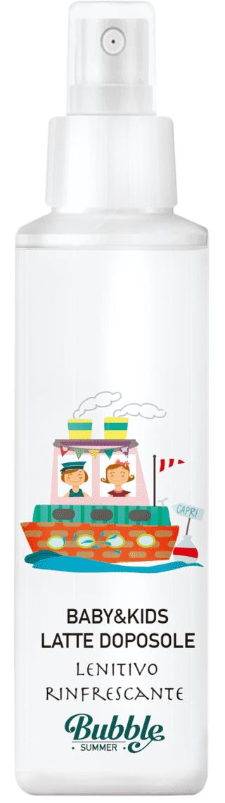 Baby&Kids Latte Doposole, Bubble&Co