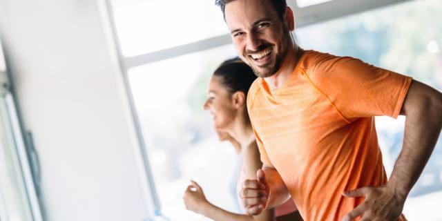Felicità e sport, binomio inossidabile