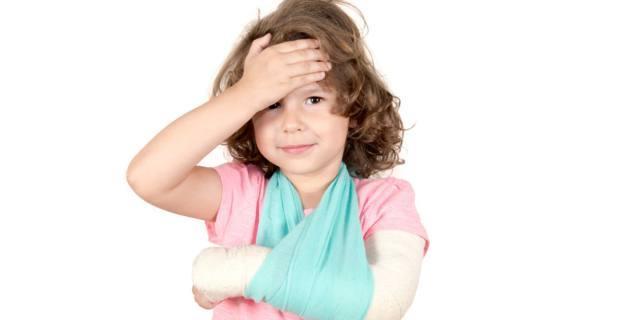 Ossa più fragili se il bambino soffre d'asma