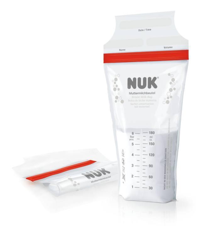 Sacche latte materno