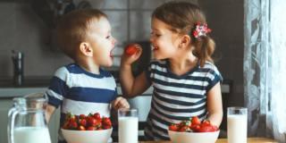 Dieta dei bambini: un algoritmo la personalizza