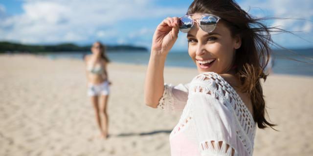 Cancro al seno: quali attenzioni al mare dopo l'intervento?