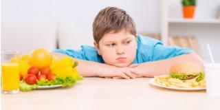 Obesità infantile: Italia fra i primi paesi in Europa