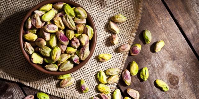 In forma per l'estate grazie (anche) ai pistacchi