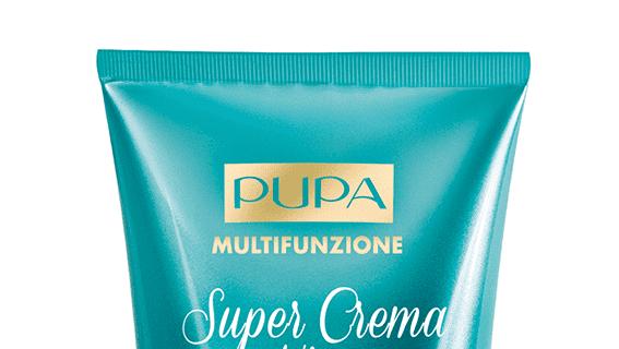 Super Crema Viso Doposole, Pupa