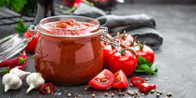 Salsa di pomodoro cotta amica dell'intestino?