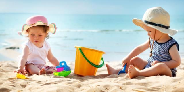La disidratazione nei bambini: attenzione al caldo eccessivo