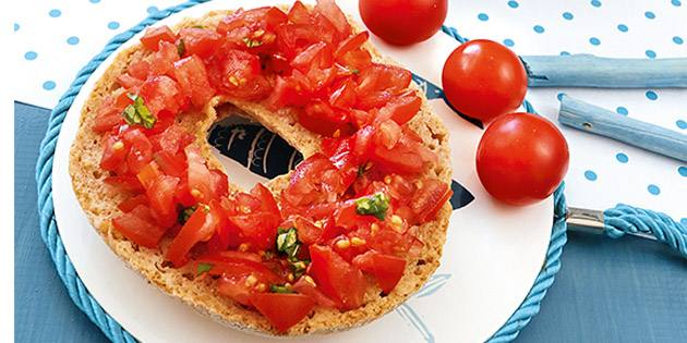 Friselle ai pomodori