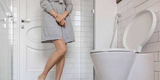 Incontinenza urinaria per una donna su 5