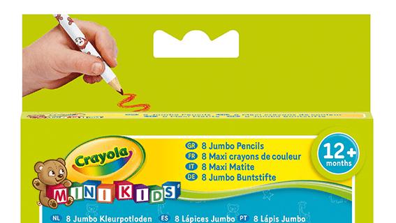 Maxi Matitoni Minikids, Crayola
