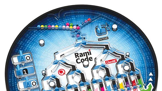 Rami Code, Quercetti