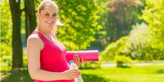 Esercizio fisico in gravidanza: dubbi e consigli