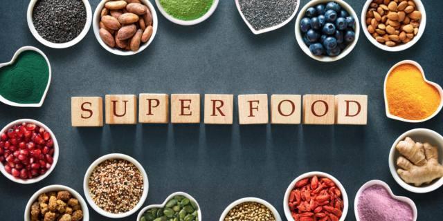 Superfood: gli italiani non badano a spese
