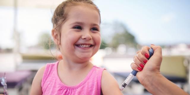 Diabete di tipo 1: più rischi prima dei 10 anni