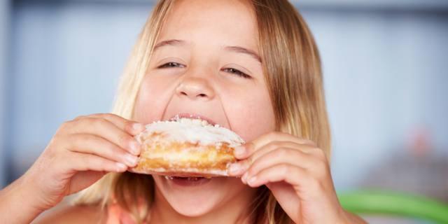 Obesità infantile: sovrappeso per un bambino su 5