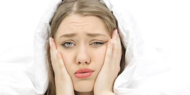 Disturbi del sonno… e la pressione sale