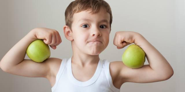 Vitamine: quali sono importanti per i bambini?
