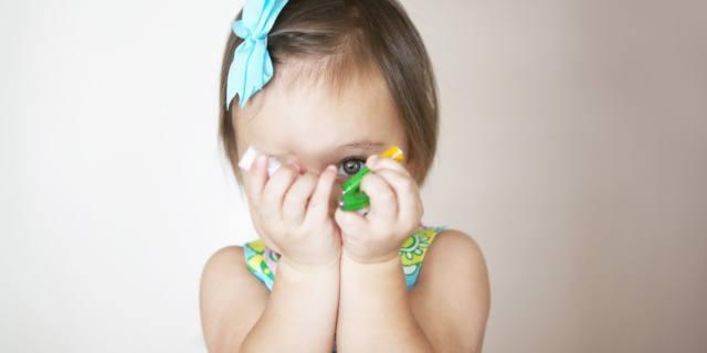 Bulli: i bambini li riconoscono già a 21 mesi