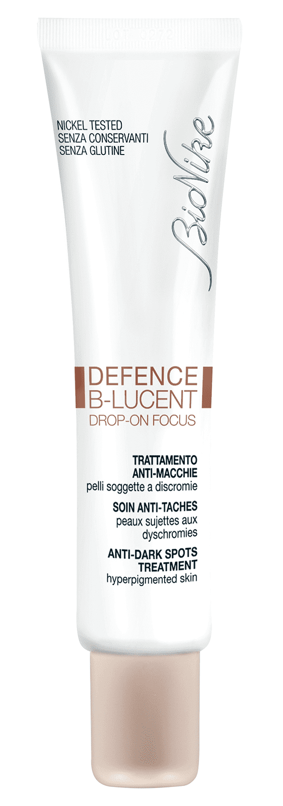 Defence B-Lucent Drop On Focus, BioNike