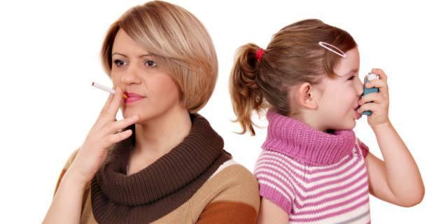 Asma e malattie respiratorie in aumento tra donne e bambini