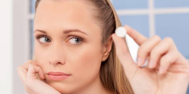Tumore dell'ovaio: meno 10% grazie all'aspirina