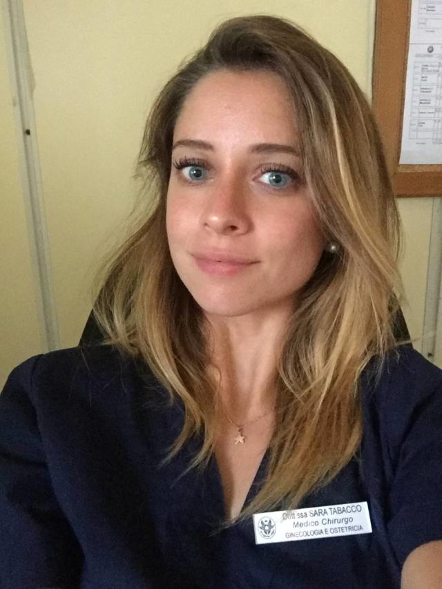 Dottoressa Sara Tabacco