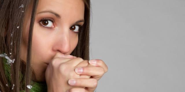 Sclerodermia: attenzione alle mani fredde