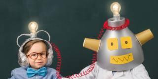 Autismo: un robot potrebbe aiutare i bambini a socializzare