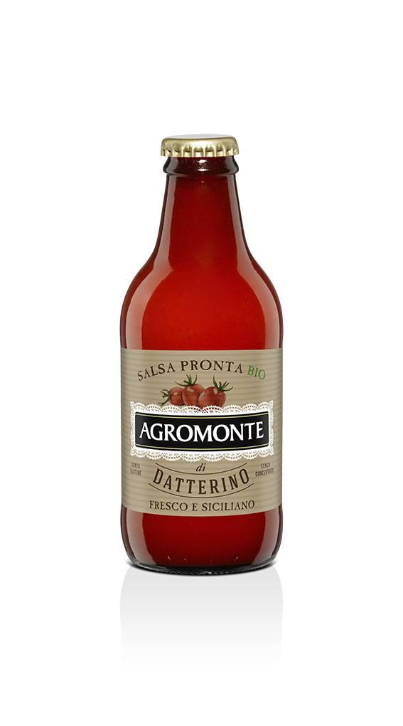 Salsa pronta BIO di datterino, Agromonte