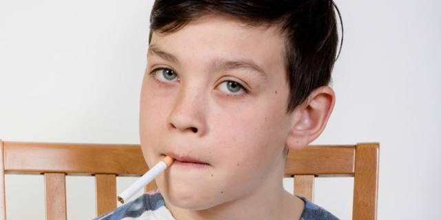 Fumo di sigaretta: si comincia a 11 anni