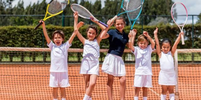 Giocare a tennis … allunga la vita