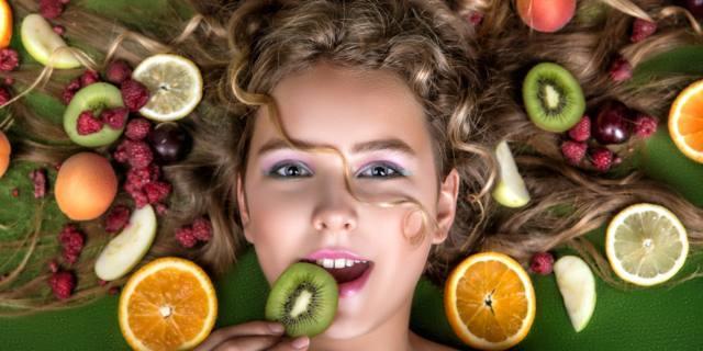 Antiage delle donne? Frutta e verdura