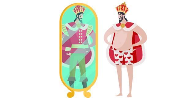Il vestito nuovo dell'Imperatore – Andersen