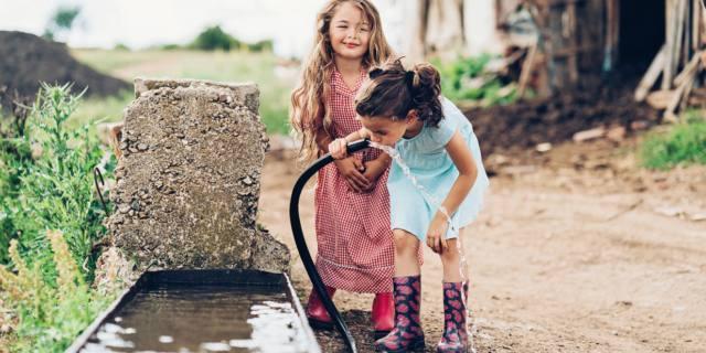 Inquinamento: i bambini rischiano di più