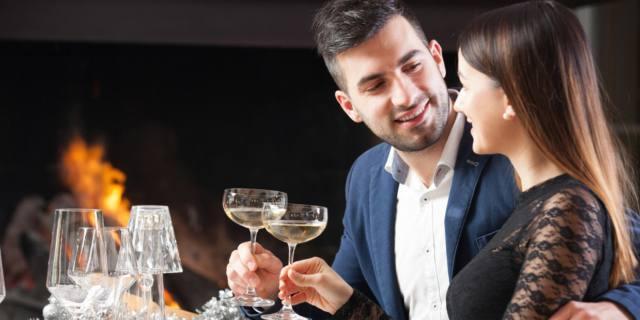 Eros a tavola: ecco i cibi per una serata hot