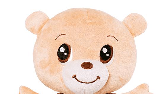 Teddy Orso delle emozioni, Chicco