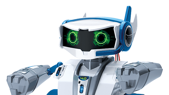 Cyber Talk Robot, Clementoni