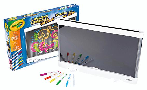 Lavagna Luminosa Deluxe, Crayola