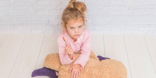 Bambini diabetici: niente più punture