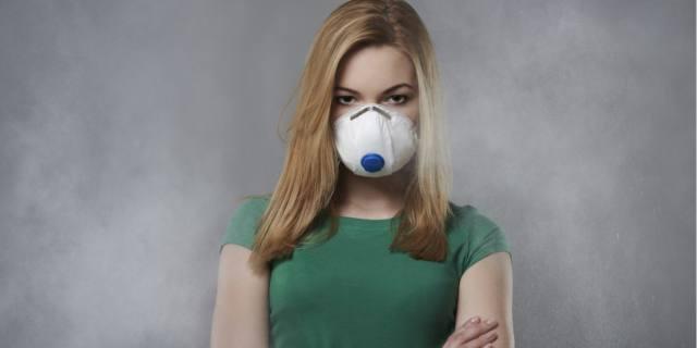 Tumore al polmone: in aumento a causa dell'inquinamento