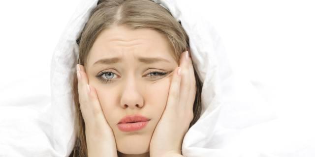 Disturbi del sonno per 9 donne su 10
