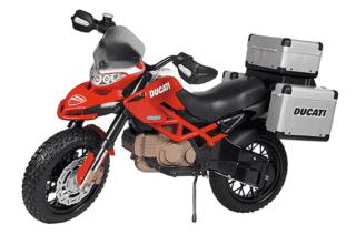Ducati Enduro 12V, Peg Perego