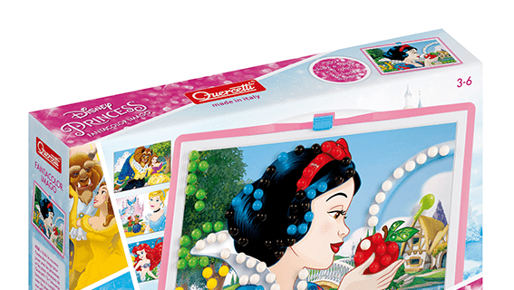 FantaColor Imago Princess, Quercetti Disney