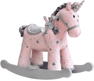 Unicorno a dondolo, Tutete