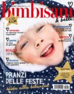 In edicola dall'11 dicembre il nuovo numero di Bimbisani & belli di Gennaio