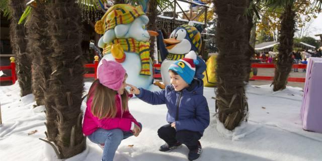 Natale 2018 e Befana ai parchi di divertimento