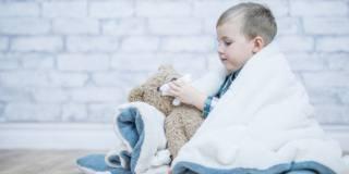 Raffreddore: per i bambini piccoli non c'è rimedio?