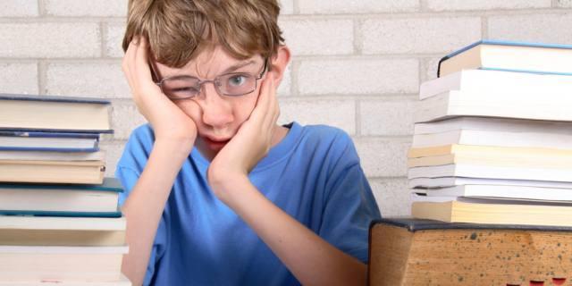 Compiti a casa: servono davvero durante l'anno e per le vacanze?